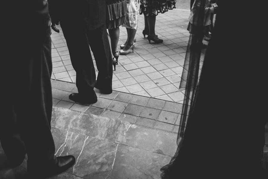 boda en la parroquia de san agustín en granada