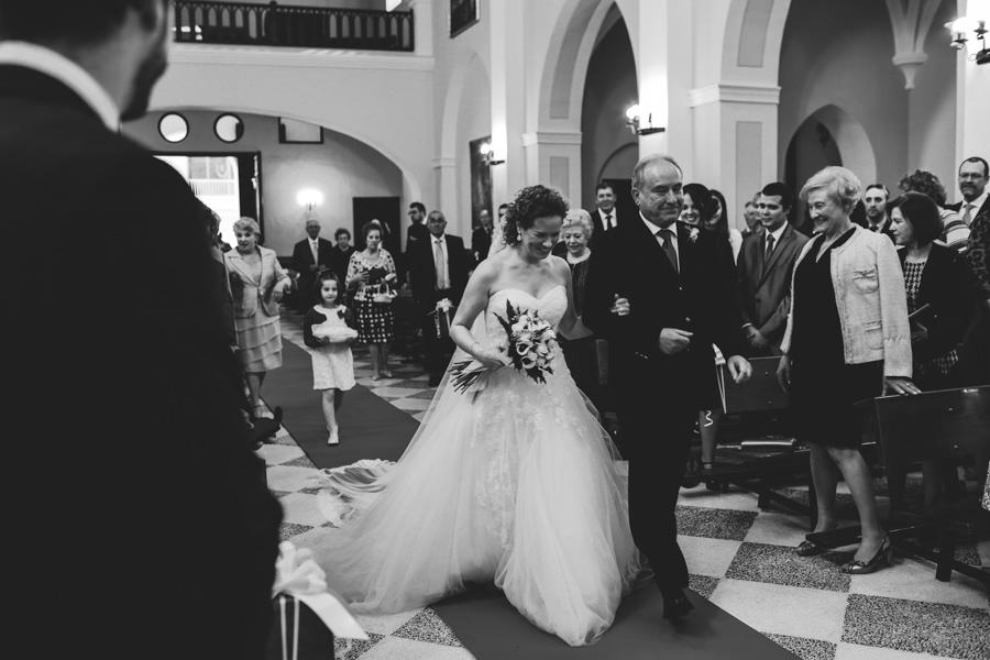 boda en la parroquia san agustín de granada