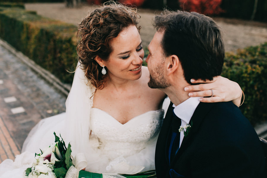boda en santa fe granada