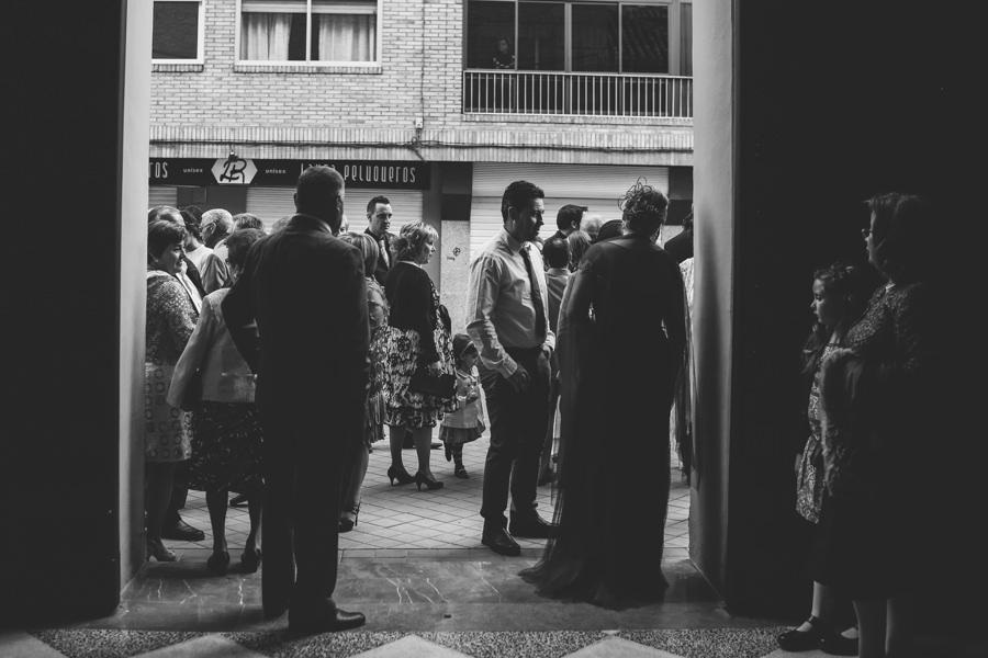 boda en la parroquia de san agustín granada