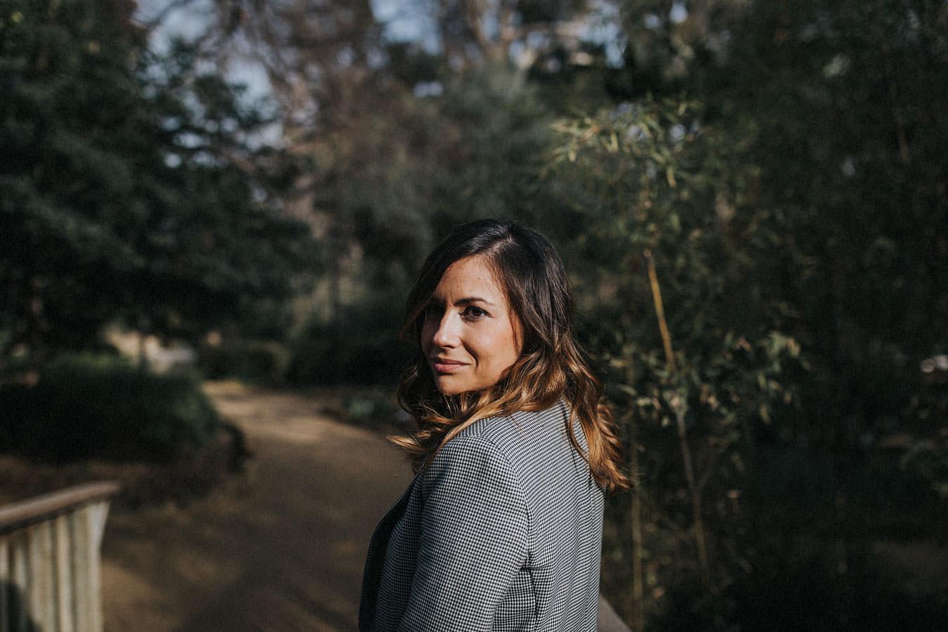 Sesión de fotos romantica en Sevilla
