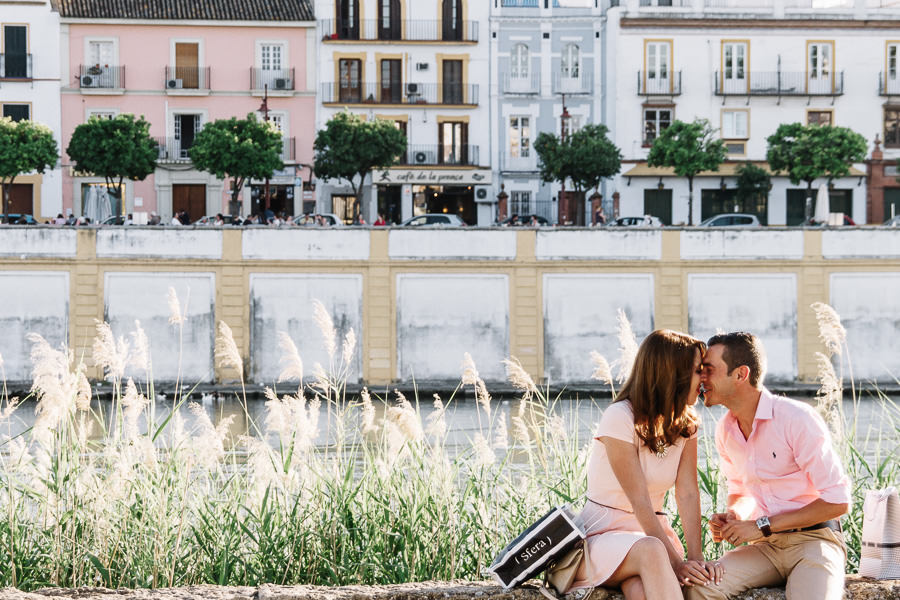 pedida de mano en Sevilla