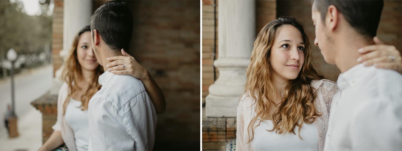 fotografo pedida de mano en Sevilla