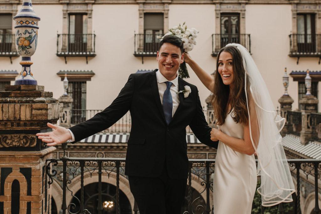 boda en Hotel Alfonso XIII Sevilla
