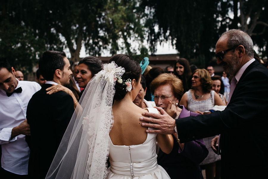 boda en la ermita de virgen de linarejos