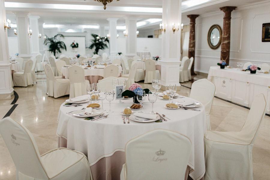 salón de bodas leyva linares jaén