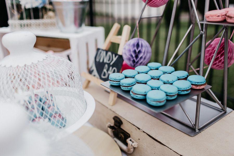 Mesa dulce para bodas Salón Leiva Linares