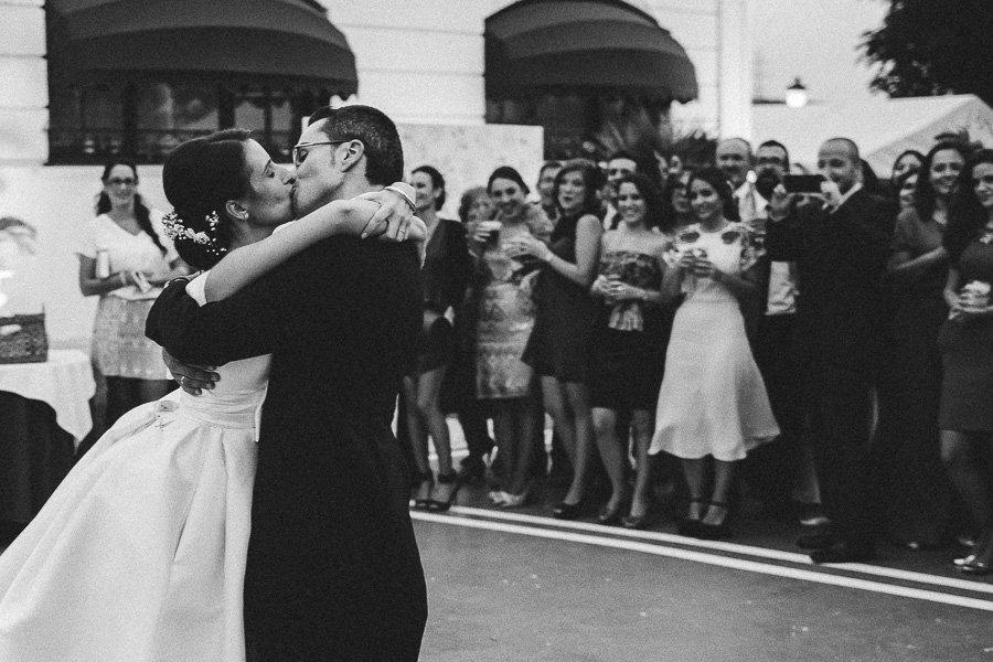Boda en Linares Baile de novios