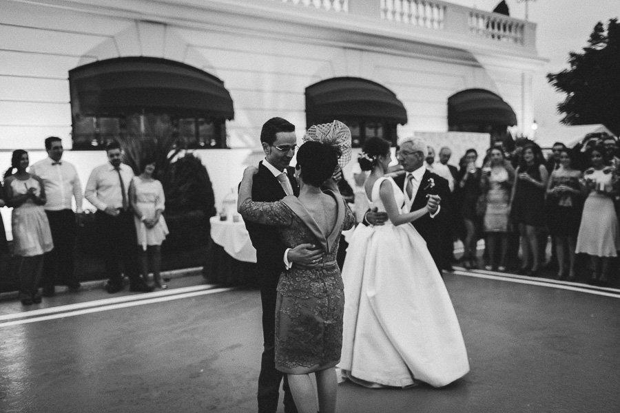 Baile de novios Boda en Linares Salón Leyva