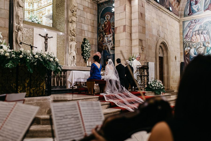 boda en la ermita virgen de linarejos jaén