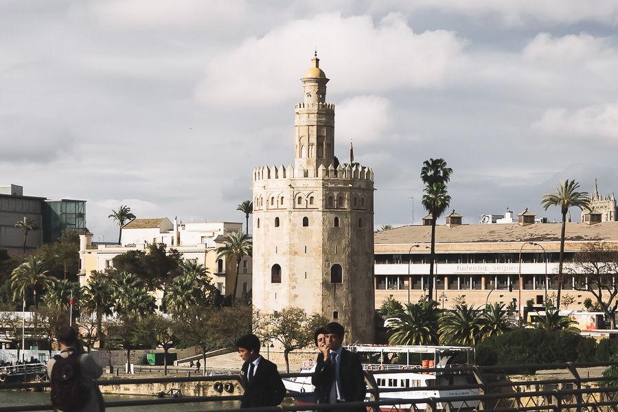 Fotos Torre del Oro Sevilla